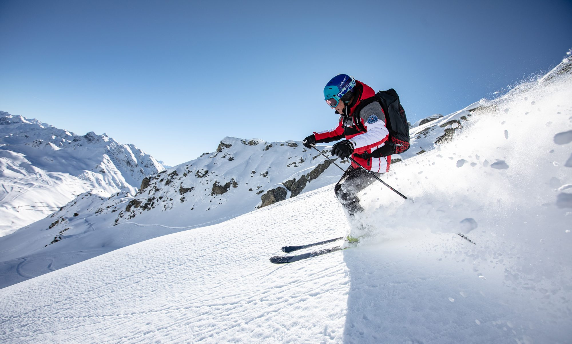 Peter Marent - Skilehrer aus Leidenschaft